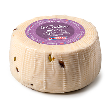 LE GUSTOSE CHEESE WITH PISTACHIO 2 kg