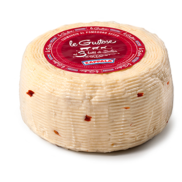 LE GUSTOSE CHEESE WITH SUNDRIED TOMATOES 2 kg