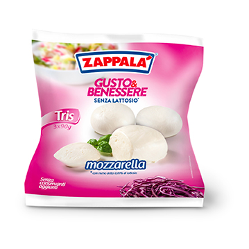 MOZZARELLA BALL TRIS 3 x 90 g