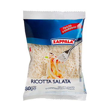 SALTED GRATED RICOTTA 80 g