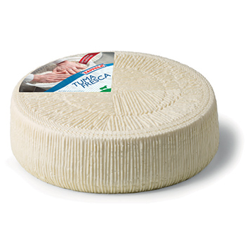 TUMA-FRESH SICILIAN CHEESE 1/4 OF SHAPE