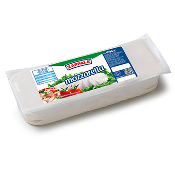 MOZZARELLA FOR PIZZA 1 kg