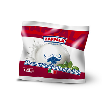 BUFFALO MOZZARELLA FROM CAMPANIA 125 g
