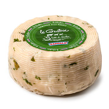 LE GUSTOSE CHEESE WITH ROCKET 2 kg