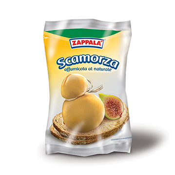 SMOKED SCAMORZA FLOWPACK 225 g